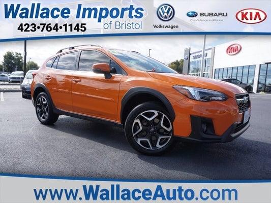 2019 Subaru Crosstrek Ltd Bristol Tn Ketron Walnut Hill Wyndale Tennessee Jf2gtamc4kh239153